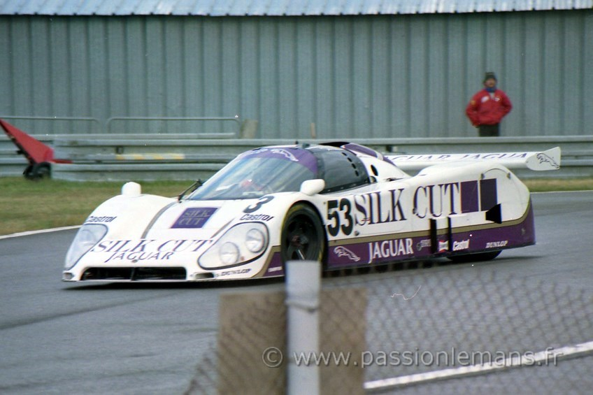 Jaguar XJR 6 n°53